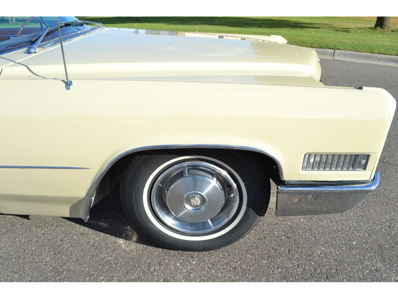 1966 Cadillac DeVille (CC-1411145) for sale in Ramsey, Minnesota