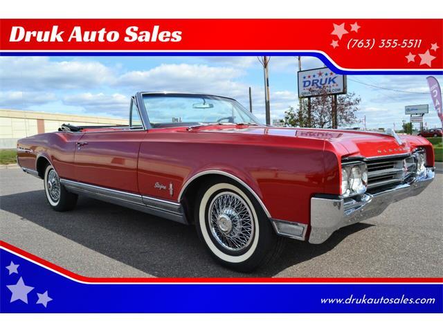 1965 Oldsmobile Starfire (CC-1411146) for sale in Ramsey, Minnesota