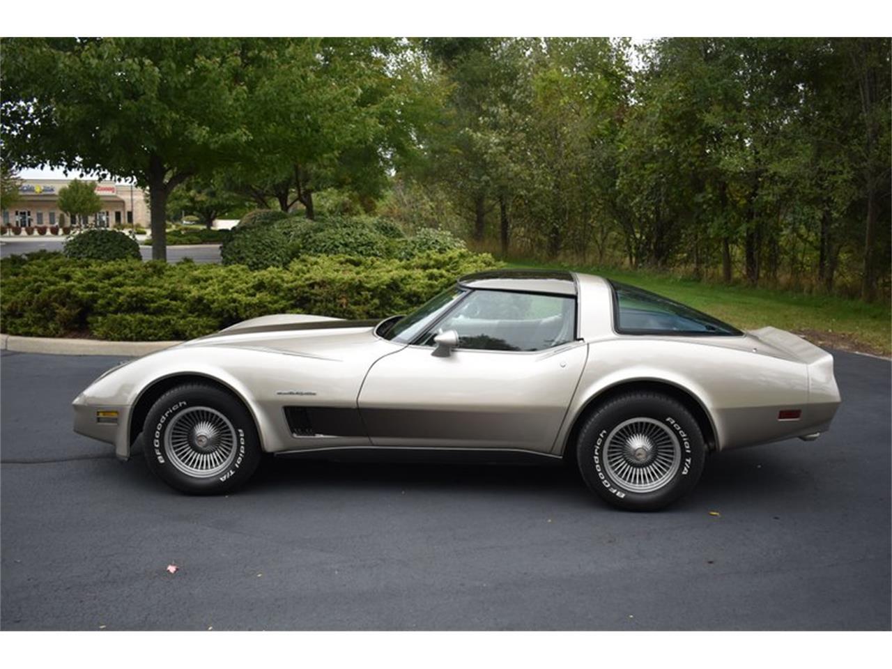 1982 Chevrolet Corvette (CC-1411152) for sale in Elkhart, Indiana