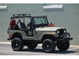 1980 Jeep CJ5 (CC-1411153) for sale in Cadillac, Michigan
