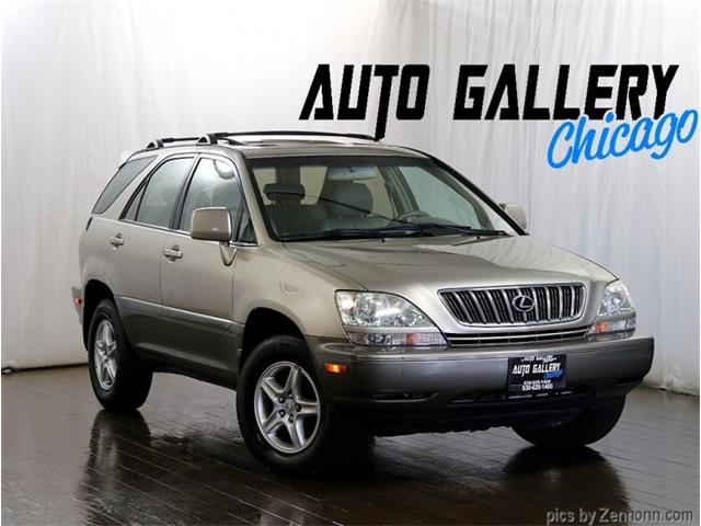 2002 Lexus RX (CC-1411157) for sale in Addison, Illinois