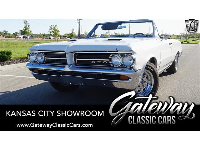 1964 Pontiac GTO (CC-1411170) for sale in O'Fallon, Illinois