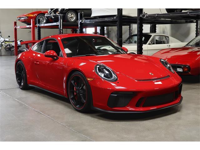 2018 Porsche 911 (CC-1411183) for sale in San Carlos, California