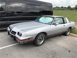1986 Pontiac Grand Prix (CC-1411186) for sale in Cadillac, Michigan