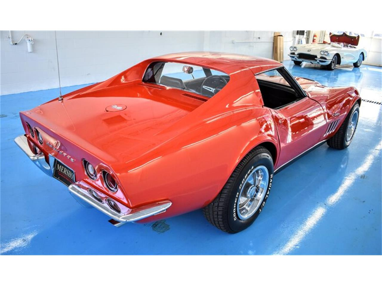 1969 Chevrolet Corvette (CC-1411189) for sale in Springfield, Ohio