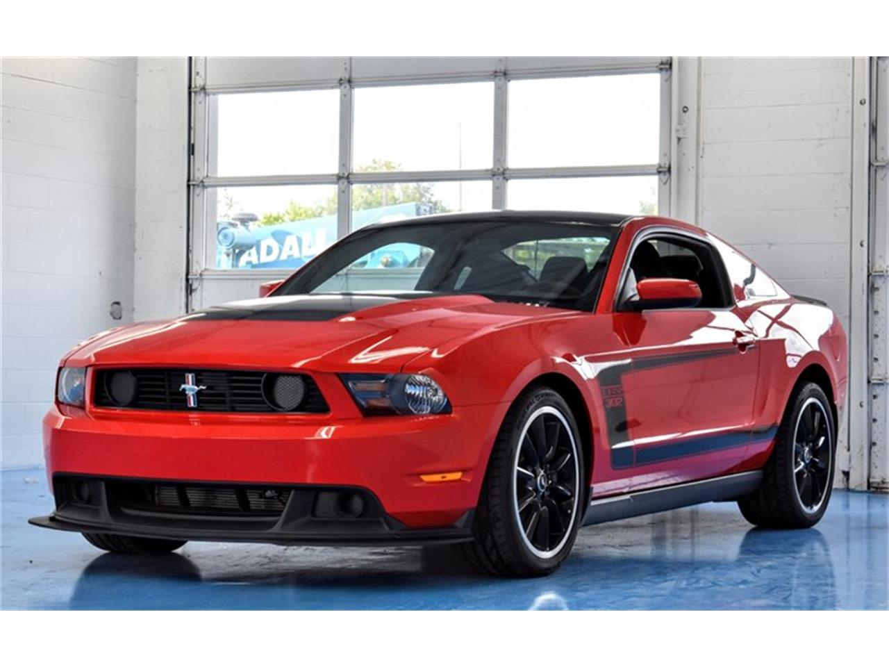 2012 Ford Mustang Boss 302 (CC-1411192) for sale in Springfield, Ohio