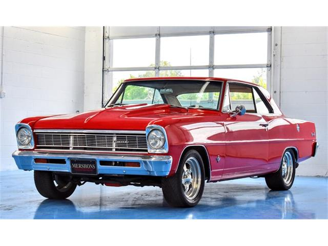 1966 Chevrolet Nova SS (CC-1411193) for sale in Springfield, Ohio
