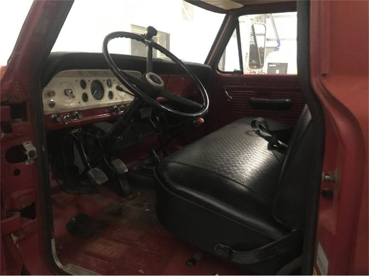 1972 Ford F600 (CC-1411198) for sale in Cadillac, Michigan