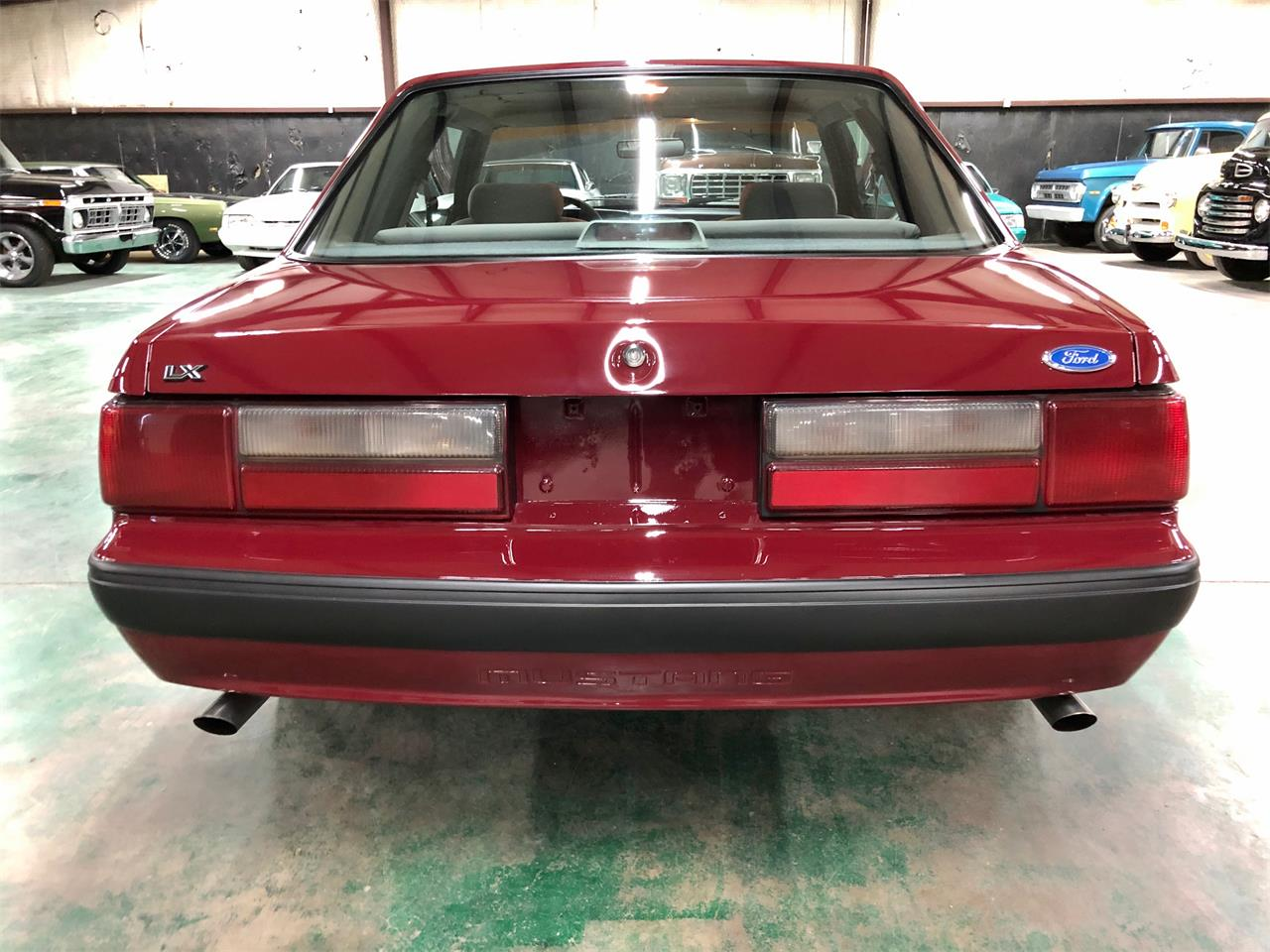 1989 Ford Mustang (CC-1410012) for sale in Sherman, Texas