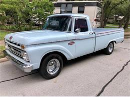 1966 Ford F100 (CC-1411200) for sale in Cadillac, Michigan