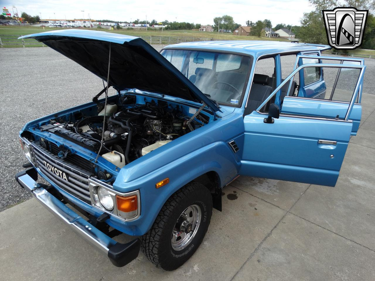 1984 Toyota Land Cruiser FJ (CC-1411201) for sale in O'Fallon, Illinois
