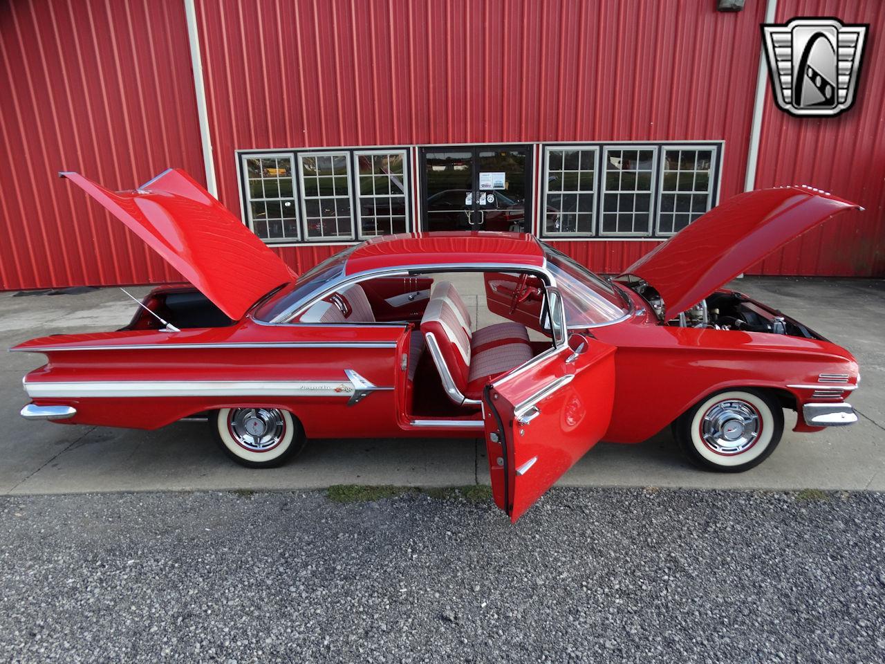 1960 Chevrolet Impala (CC-1411202) for sale in O'Fallon, Illinois