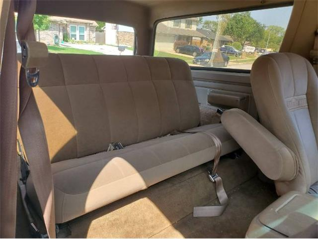 1989 Ford Bronco (CC-1411204) for sale in Cadillac, Michigan