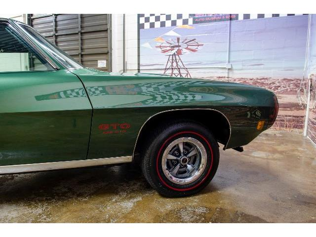 1970 Pontiac GTO (CC-1411224) for sale in Bristol, Pennsylvania