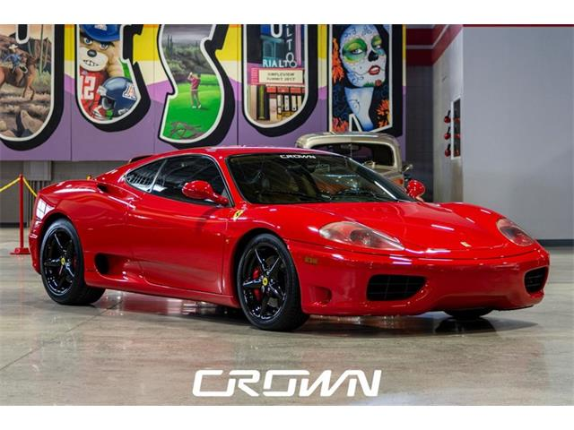 2003 Ferrari 360 (CC-1411225) for sale in Tucson, Arizona