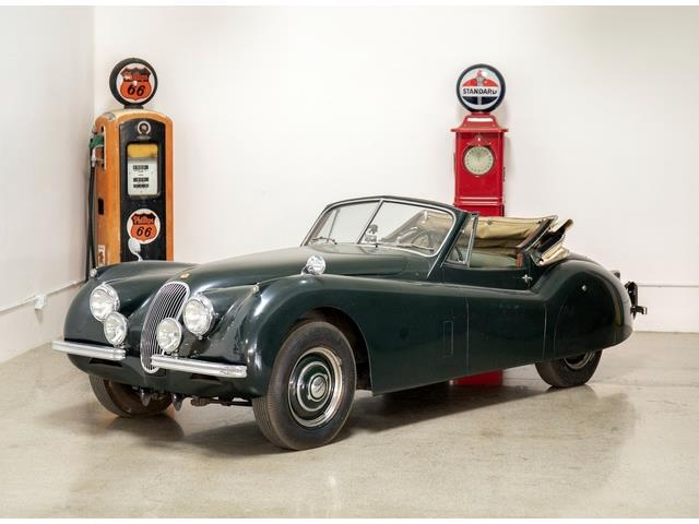 1953 Jaguar XK120 (CC-1411229) for sale in Pleasanton, California