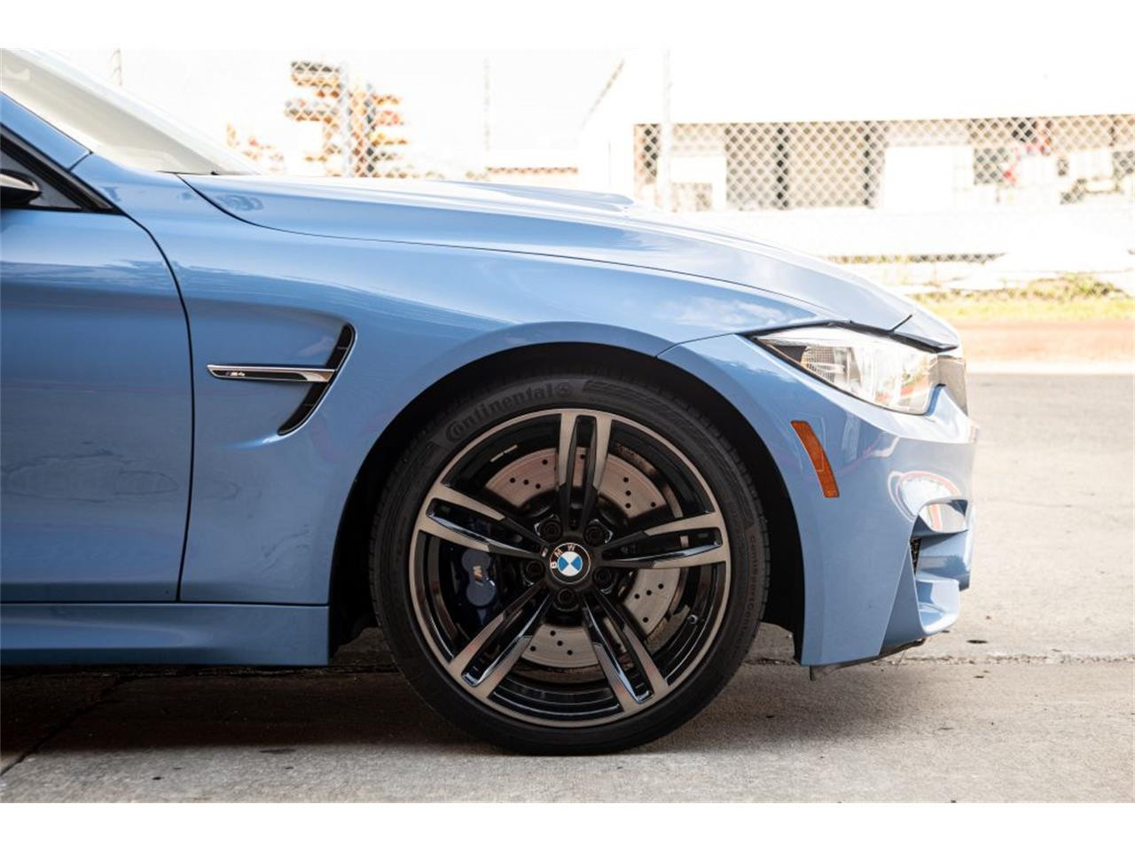 2017 BMW M4 (CC-1411236) for sale in Houston, Texas