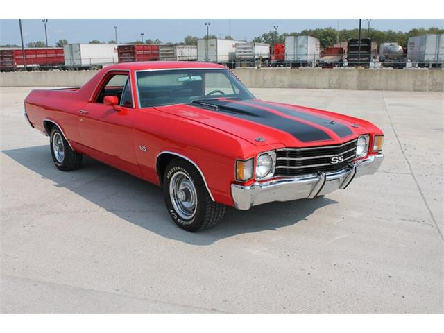 1972 Chevrolet El Camino (CC-1411237) for sale in Fort Wayne, Indiana