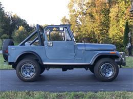 1982 Jeep CJ7 (CC-1411241) for sale in Davidsonville, Maryland