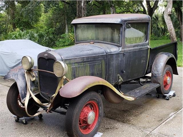1931 Ford Model A (CC-1411247) for sale in Weeki Wachee, Florida