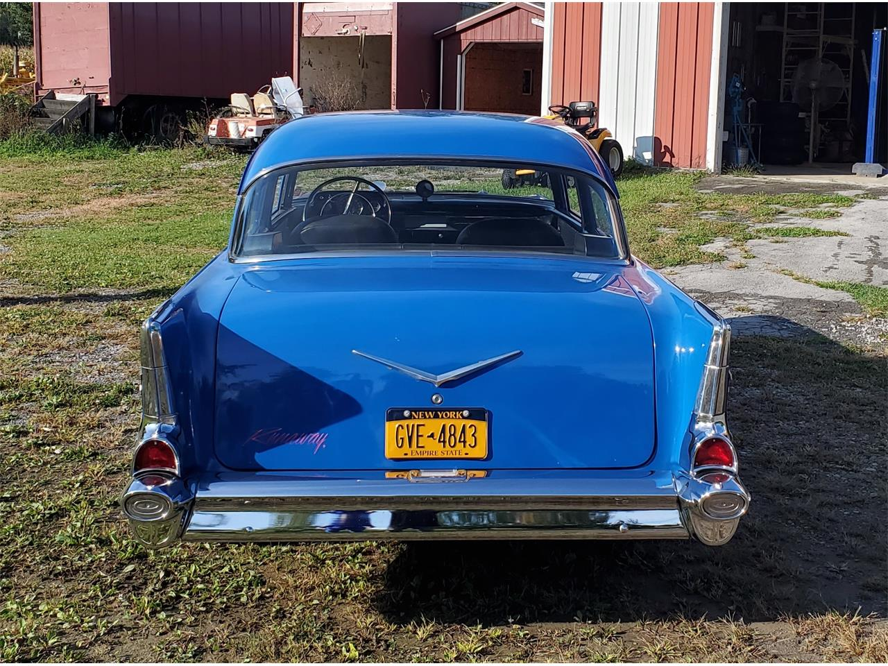 1957 Chevrolet 150 (CC-1411249) for sale in Piffard, New York