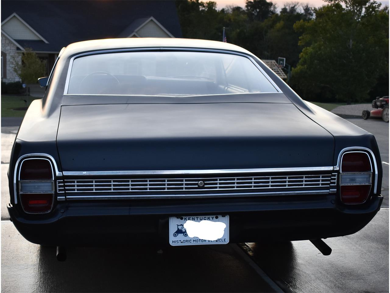 1968 Ford Galaxie 500 (CC-1411252) for sale in Taylorsville, Kentucky