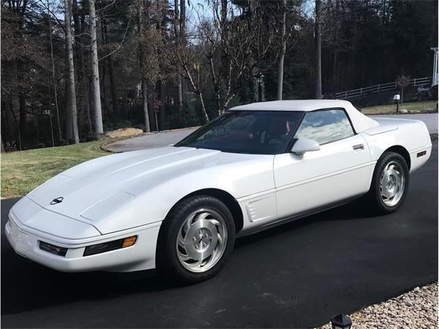 1996 Chevrolet Corvette C4 (CC-1411260) for sale in Hendersonville, North Carolina