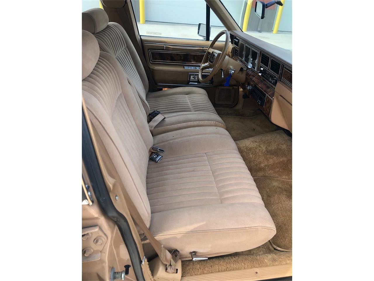 1983 Lincoln Town Car (CC-1411261) for sale in Johnston , Iowa