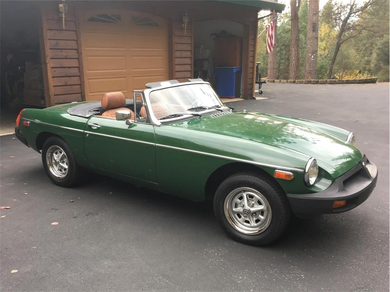 1979 MG MGB (CC-1411268) for sale in Nevada City, California
