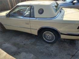 1991 Chrysler TC by Maserati (CC-1411275) for sale in Alhambra, California