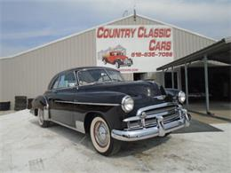 1950 Chevrolet Styleline Deluxe (CC-1410128) for sale in Staunton, Illinois