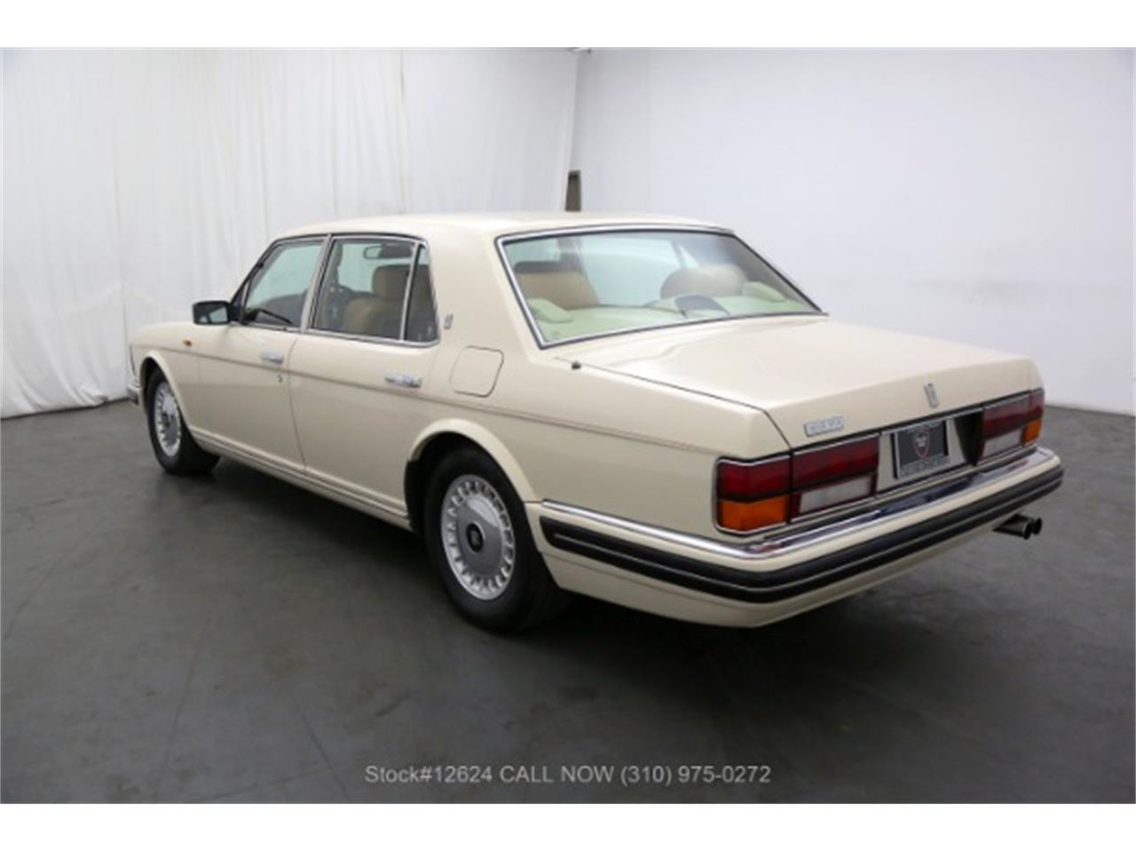 1997 Rolls-Royce Silver Spur (CC-1411285) for sale in Beverly Hills, California