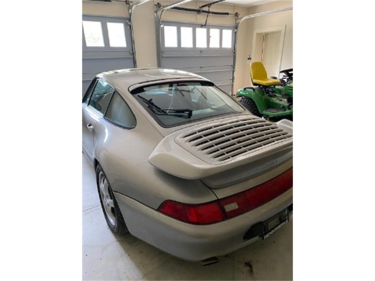 1997 Porsche 993 Turbo (CC-1411287) for sale in Beverly Hills, California