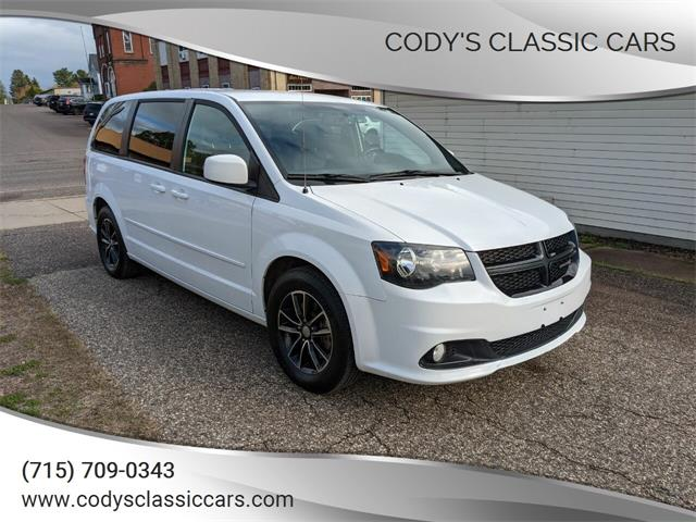 2017 Dodge Grand Caravan (CC-1411299) for sale in Stanley, Wisconsin