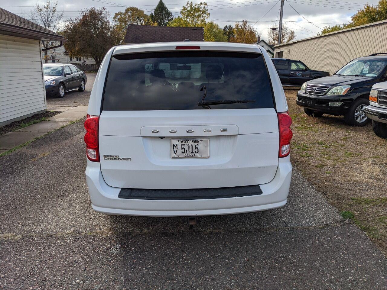 2017 Dodge Grand Caravan (CC-1411299) for sale in Stanley, Wisconsin