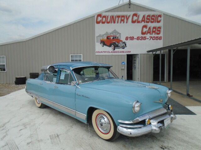1952 Kaiser Manhattan (CC-1410130) for sale in Staunton, Illinois