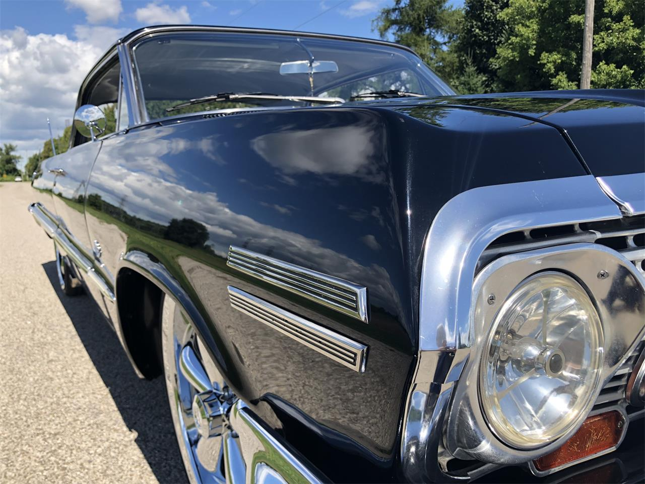 1963 Chevrolet Impala SS (CC-1411305) for sale in Ancaster, Ontario
