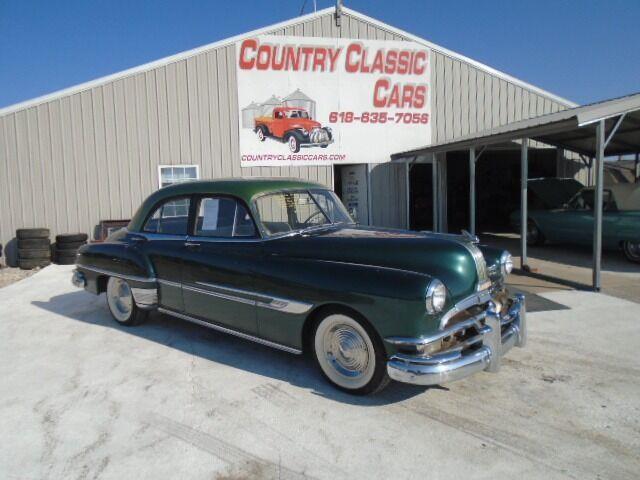 1952 Pontiac Chieftain (CC-1410131) for sale in Staunton, Illinois