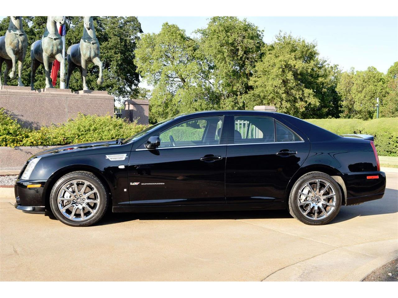 2008 Cadillac STS (CC-1411312) for sale in Fort Worth, Texas