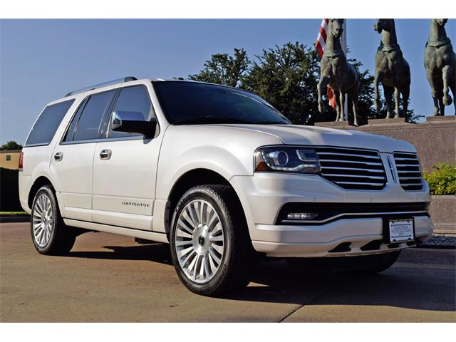 2016 Lincoln Navigator (CC-1411314) for sale in Fort Worth, Texas