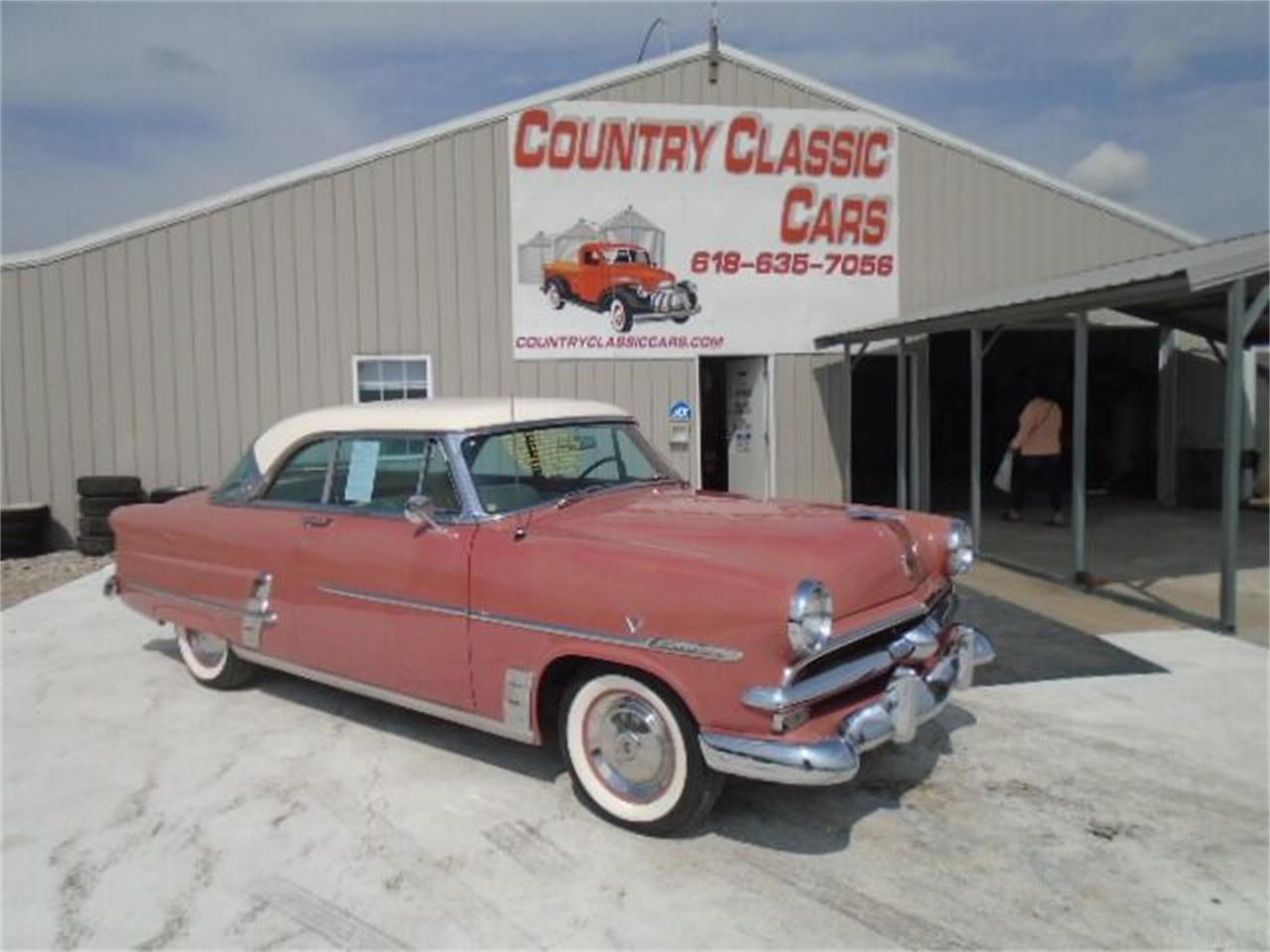 1953 Ford Crestline (CC-1410132) for sale in Staunton, Illinois