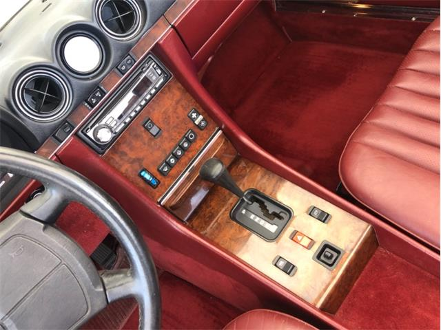 1987 Mercedes-Benz 560 (CC-1411335) for sale in Los Angeles, California