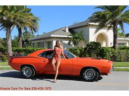1972 Plymouth Barracuda (CC-1411336) for sale in Fort Myers, Florida