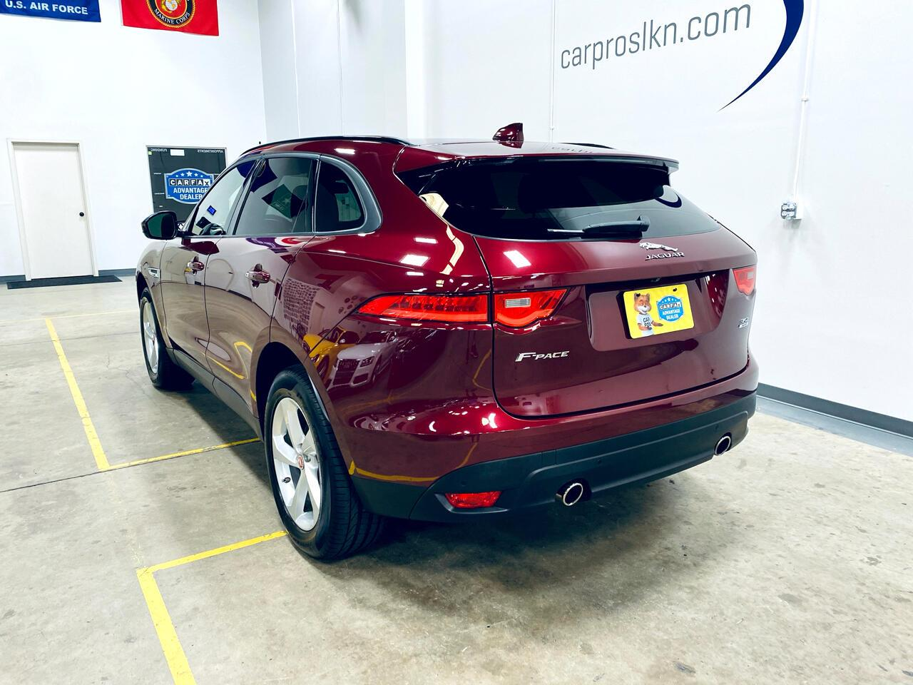 2017 Jaguar F-PACE (CC-1411337) for sale in Mooresville, North Carolina