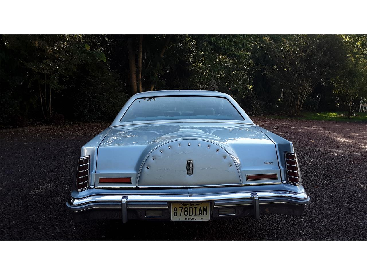 1978 Lincoln Continental Mark V (CC-1411341) for sale in Shamong, New Jersey