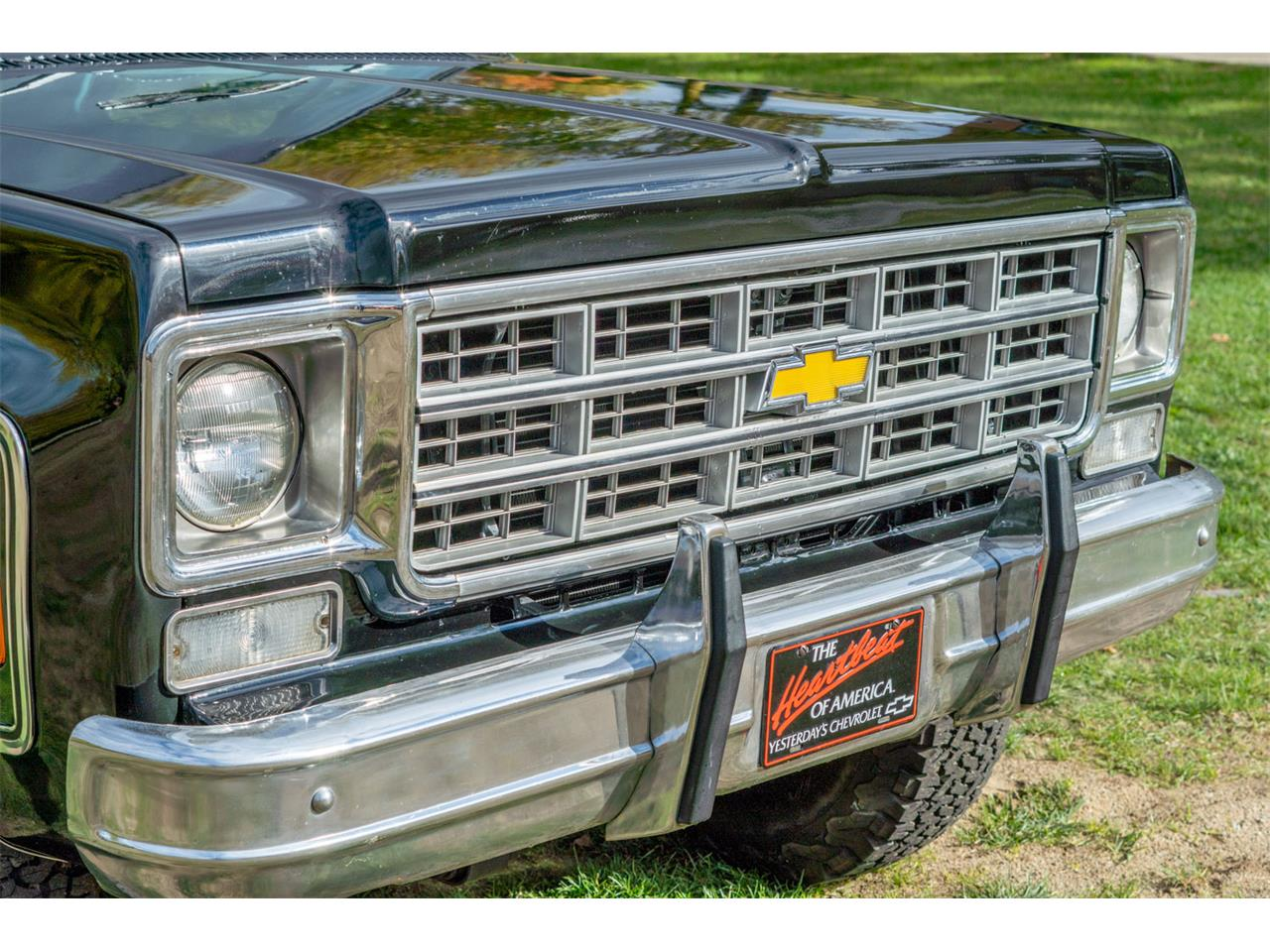 1978 Chevrolet K-10 (CC-1411346) for sale in Milford, Michigan