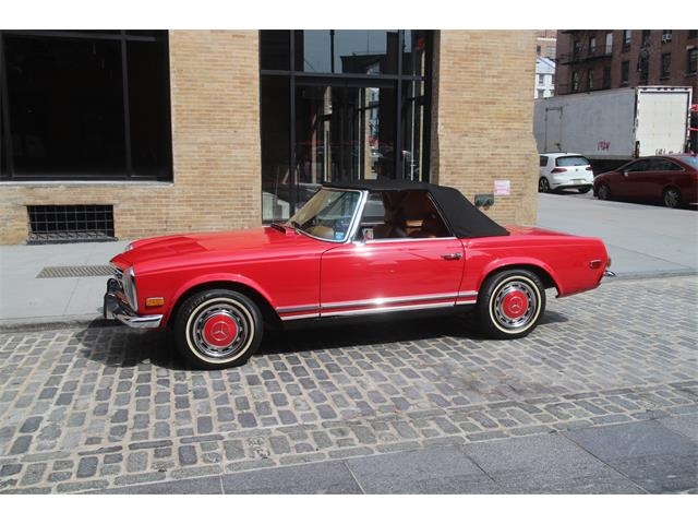 1971 Mercedes-Benz 280SL (CC-1411350) for sale in new york, New York