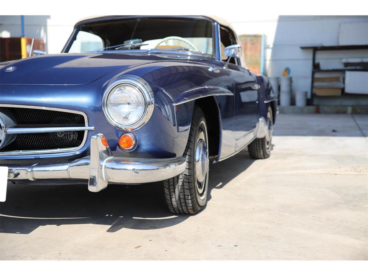 1959 Mercedes-Benz 190SL (CC-1411351) for sale in Boulder City, Nevada