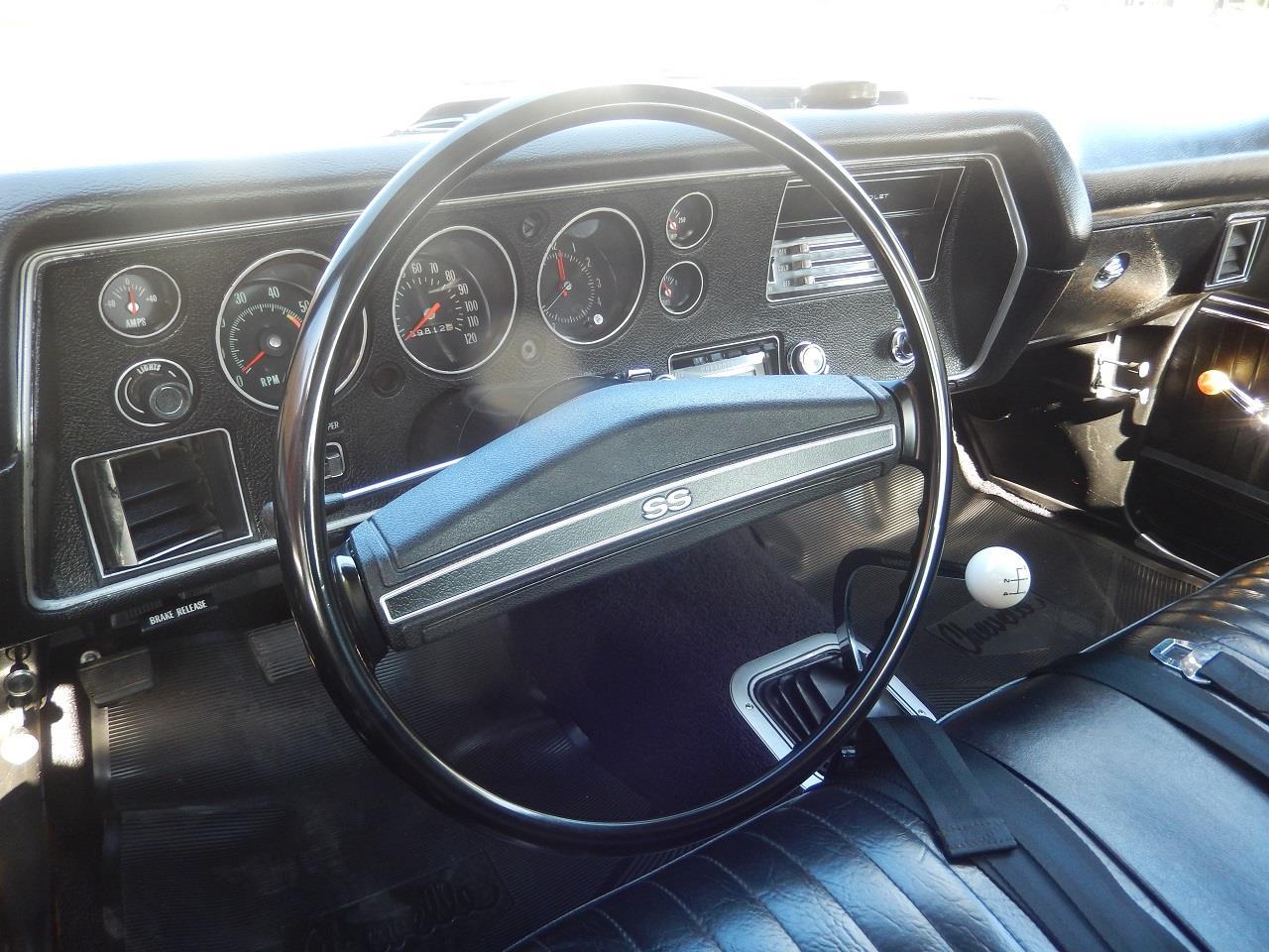 1971 Chevrolet Chevelle SS (CC-1411355) for sale in Clarkston, Michigan