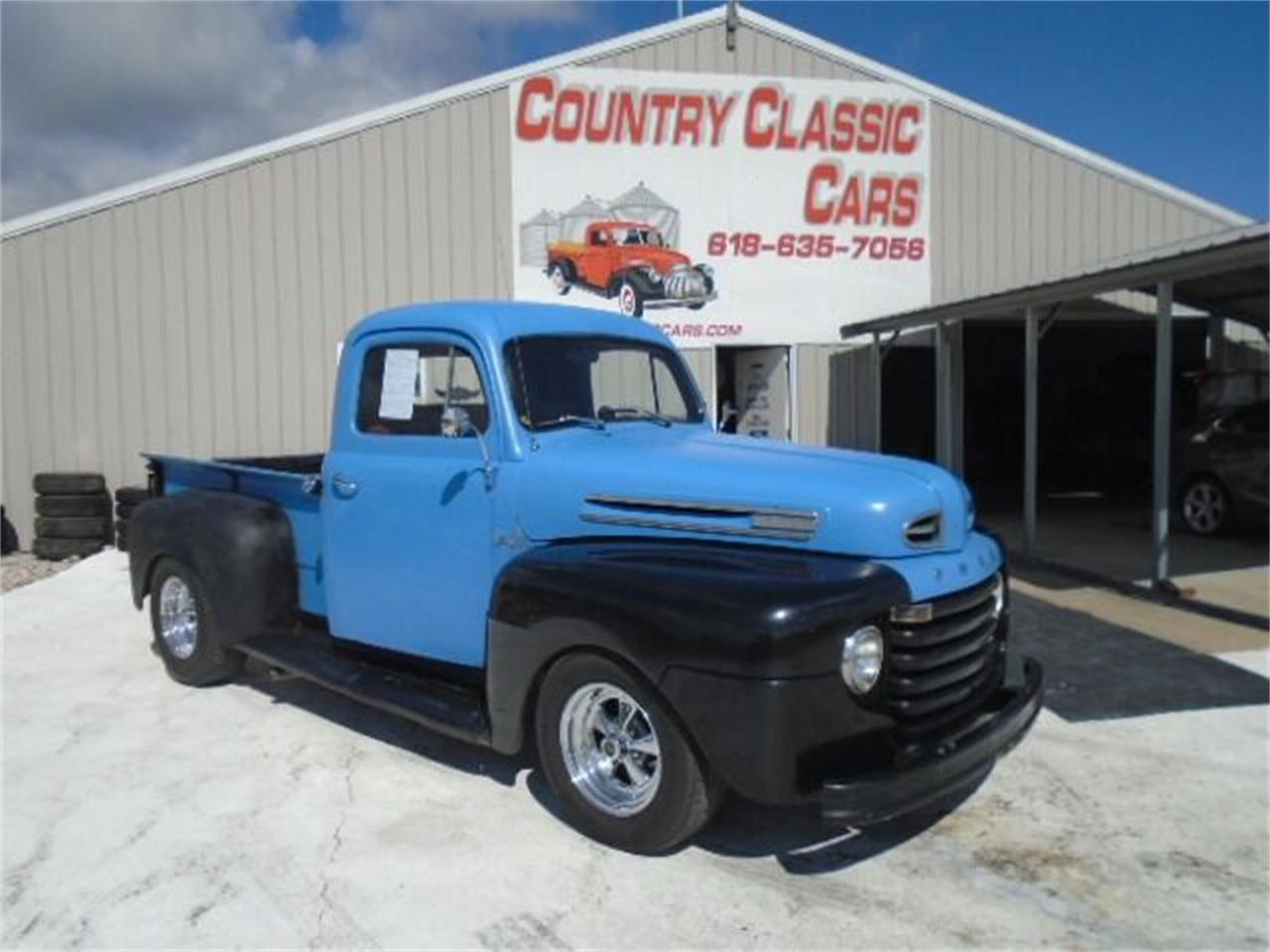 1949 Ford F100 (CC-1410136) for sale in Staunton, Illinois